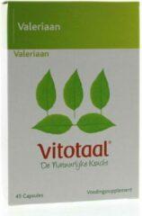 Vitotaal® Valeriaan - 45 capsules - Voedingssupplement