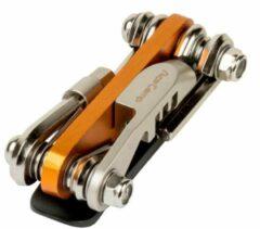 Acecamp Multitool 14 Functies Oranje/zilver