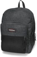Zwarte Eastpak Pinnacle Ek060 Backpack Unisex Denim Black