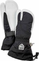 Hestra - Women's Heli Ski 3 Finger - Handschoenen maat 7, zwart/grijs