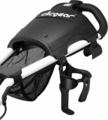 Zwarte Clicgear XL Fleshouder Voor Clicgear Trolleys