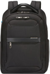 Zwarte Samsonite Laptoprugzak - Vectura Evo Laptop Backpack 15.6 inch Black