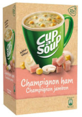 Cup a Soup Cup-a-Soup champignon ham, pak van 21 zakjes
