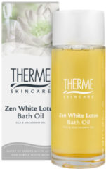 Therme Zen White Lotus Badolie (100ml)