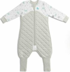 Love to Dream Stage 3 Sleepsuit Warm 12 tot 24 maanden White/wit/grijs