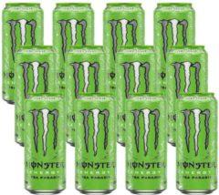 Monster Energy Drink - Ultra Paradise - Suikervrij en Caloriearm - 12 x 500ml