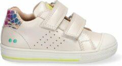 BunniesJR 221231-596 Meisjes Sneakers - Roze - Leer - Klittenband