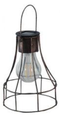 Bruine Luxform Lighting Luxform Solar Hanglamp Dortmund