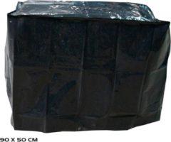Oranje Orange85 Barbecue beschermhoes Zwart 90 x 50 cm