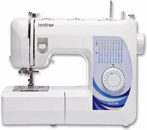 Afbeelding van Brother mechanische naaimachine XQ3700 - Wit/Blauw
