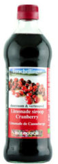 Terschellinger Cranberry siroop 500 Milliliter