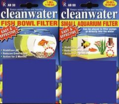 Cleanwater Filterkorrels Voor Aquarium - Filtermateriaal - per stuk