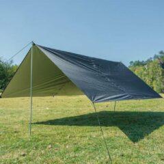 Merkloos / Sans marque Let op type!! Multi-functioneel Outdoor waterdicht zonnebrandcrème strand luifel Tent Sun Shelter Pergola (zwart)