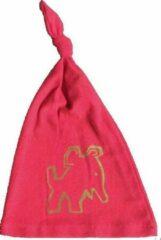 Anha'Lore Designs - Oli - Babymuts - Rood/groen