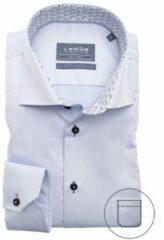 Lichtblauwe Ledub Overhemd 0139171 LICHT BLAUW