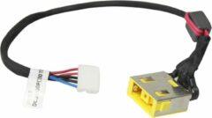 MMOBIEL DC Power Jack Dock Connector Flex Kabel Compatibel met Lenovo IdeaPad G505 G500 S400