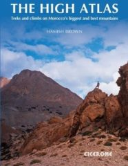 Wandelgids - Klimgids - Klettersteiggids The High Atlas | Cicerone