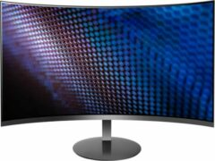YASIN YD27FCH1 27 inch Curved Full HD LED Monitor, VGA+HDMI