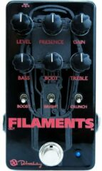 Keeley Filaments High Gain Distortion effectpedaal
