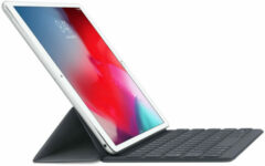 Smart Keyboard Apple iPad (2019/2020), iPad Air (2019), iPad Pro 10.5 Keyboard Case QWERTY
