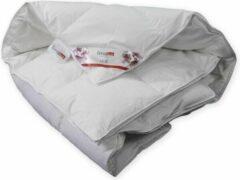 Witte Timalux Lelie - 90% Ganzendons - Enkel Dekbed 240x220