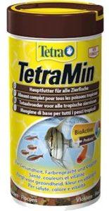 Afbeelding van Tetra Tetramin Bio Active Vlokken - Vissenvoer - 100 ml
