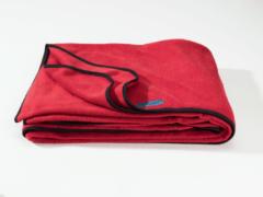 Cocoon - Fleece Blanket - Fleecedeken maat 200 x 160 cm rood