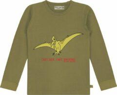 Smitten Organic 'Carpe Adventure' T-Shirt - Maat 80