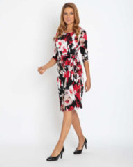 Couture Line Jersey Kleid