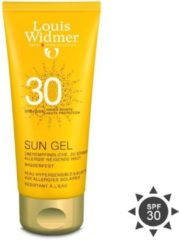 Louis Widmer Sun Gel 30 Met Parfum - 100 ml - Zonnegel