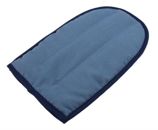 Afbeelding van Blauwe Handverwarmer - Hand-Pro opwarm Pakking - met Microwave korrels - OBBOmed MV 4580N