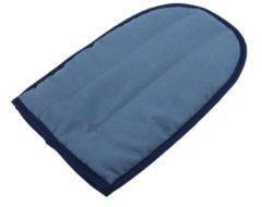 Blauwe Handverwarmer - Hand-Pro opwarm Pakking - met Microwave korrels - OBBOmed MV 4580N