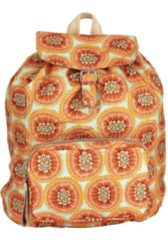 Oilily Enjoy Passion Fruit Rucksack LVF OILILY 200 orange