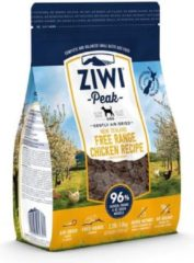 ZIWIPeak 2x Ziwi Peak Hondenvoeding Air-Dried Chicken 1 kg.