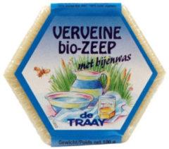 Traay Zeep verveine / bijenwas bio 100 Gram