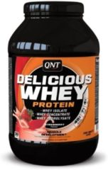 QNT Sports Nutrition QNT Delicious Whey Protein Aardbei 908gr