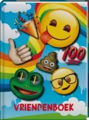 Interstat VRIENDENBOEK EMOJI RAINBOW LOS - FSC MIX CREDIT