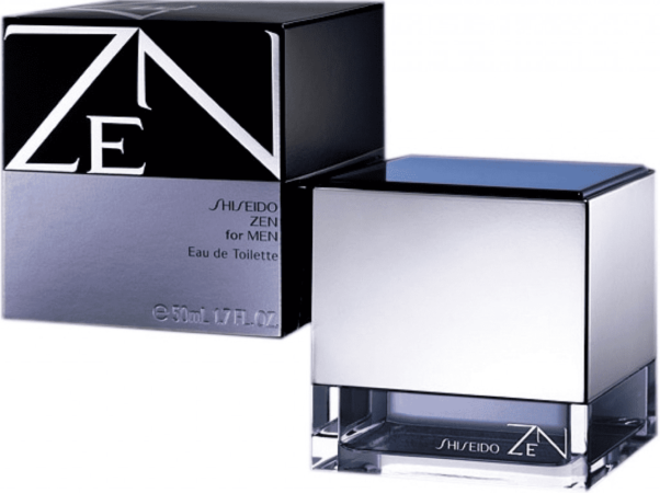 Afbeelding van Shiseido Zen For Men Edt Spray Karton @ 1 Fles X 100 Ml