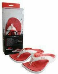 Rode Zori slippers red maat 43