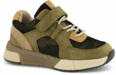 Bobbi-Shoes Kinderen Groene sneaker - Maat 20