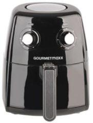 GourmetMaxx Heißluft-Fritteuse XL, 1500W, schwarz