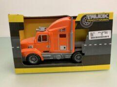 Truck Vrachtwagen Oranje