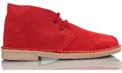 Rode Hoge Sneakers Arantxa AR PISACACAS S