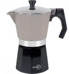 Grijze Bo-Camp Urban Outdoor - Percolator - Espresso Maker - 6 Cups