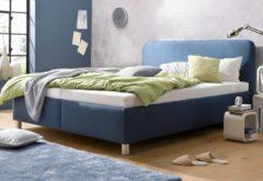 Maintal Polsterbett mit Bettkasten
