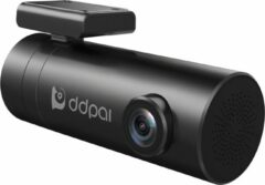Antraciet-grijze DDpai Mini WiFi Auto Dashcam