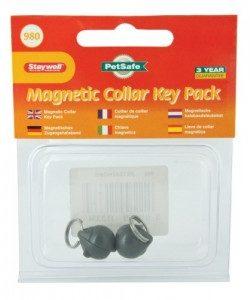 Afbeelding van PetSafe Staywell Magnetische halsbandsleutelset voor kattenluik Per verpakking
