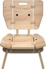 IKC Kindermeubel - Buxus lounge stoel hout