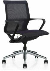 Donkergrijze ProjectChair bureaustoel V10