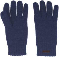 Marineblauwe Starling Handschoenen Gebreid Senior Uni - Christian - Marine - S